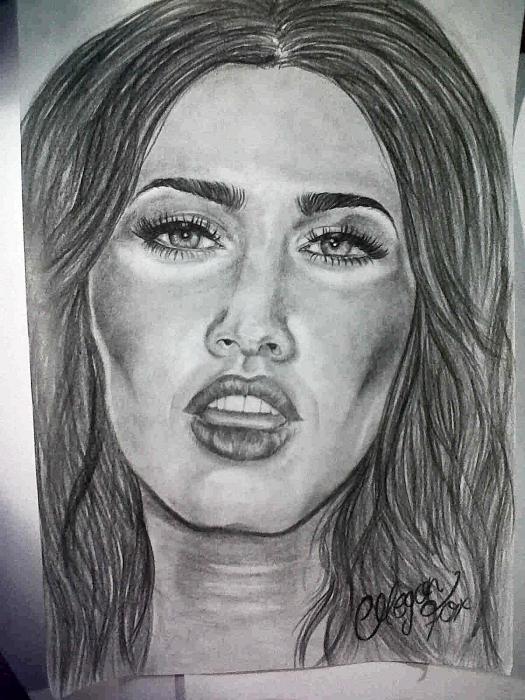 Megan Fox par BillieJean